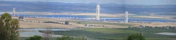 PS10 Solar Power PlantSanlucarDeMayor_Spain